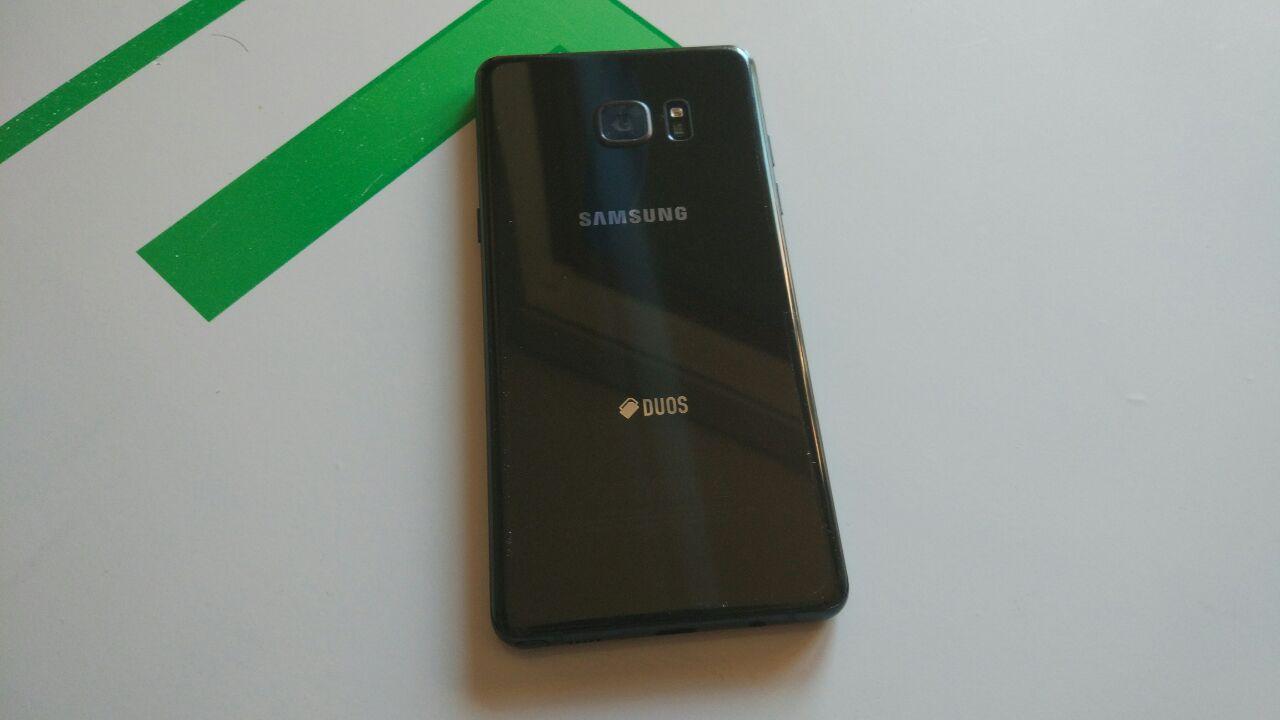 Samsung Galaxy Note 7: la Recensione di Spazio iTech