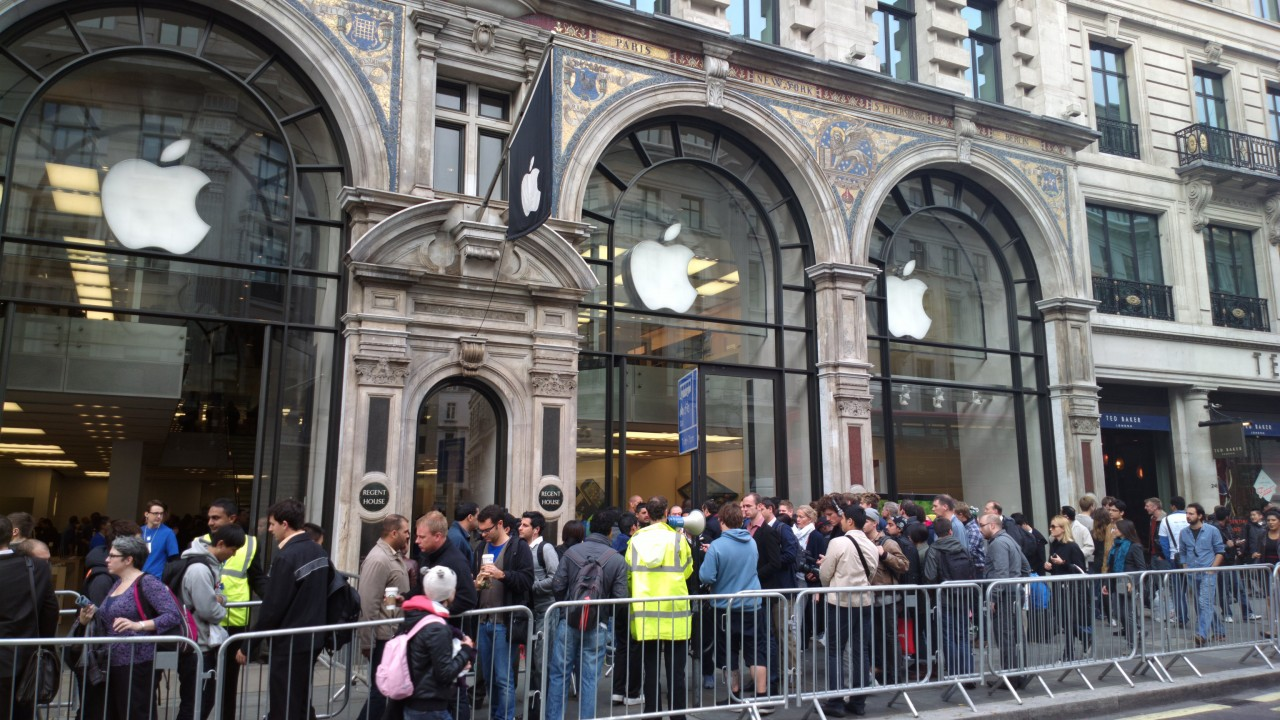 Le folli code all'Apple Store | Siamo forse matti?