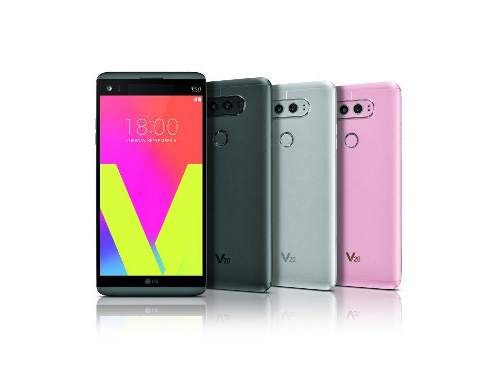 LG V20 non sarà in vendita in Europa