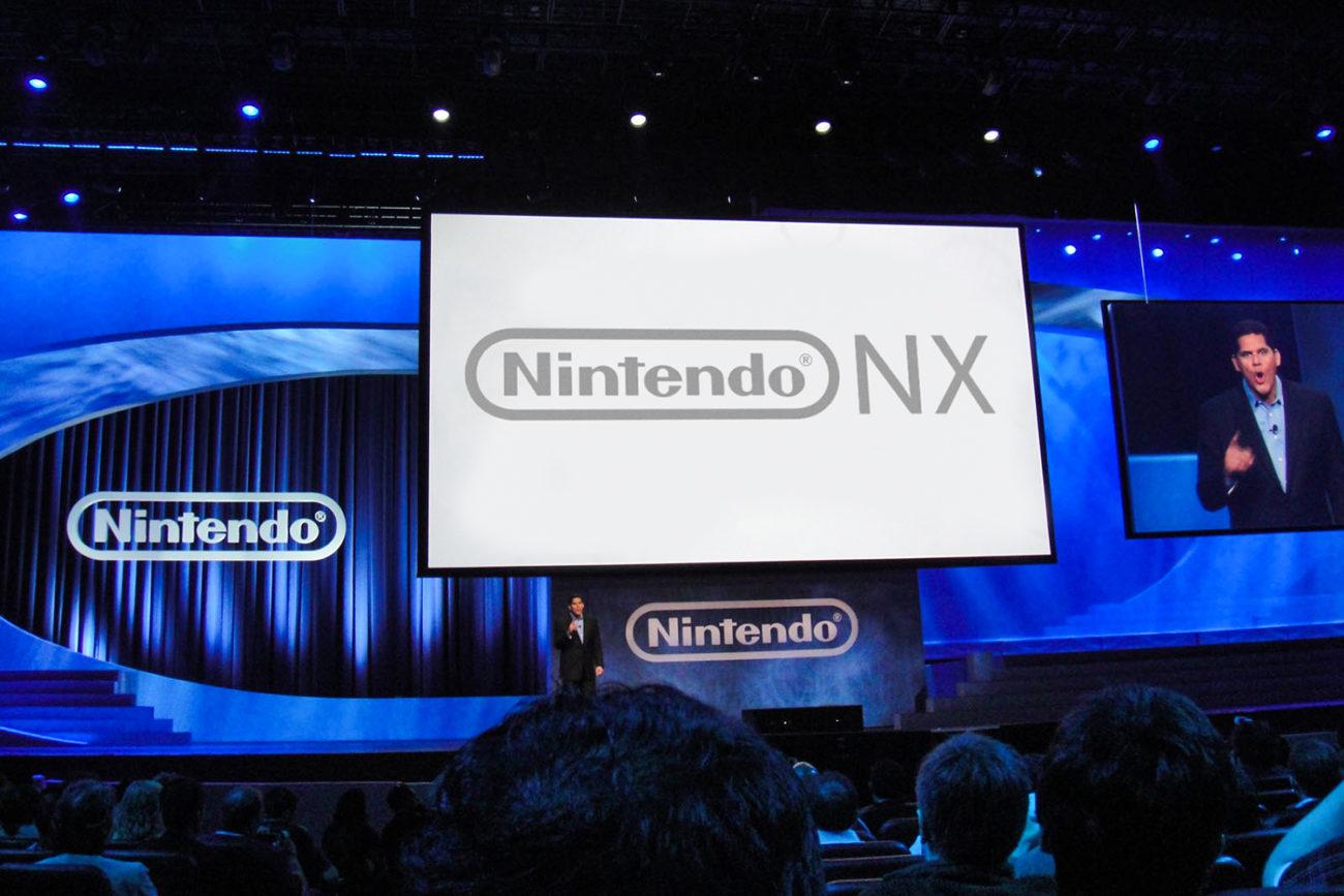 Verrà presentato domani il Nintendo NX?