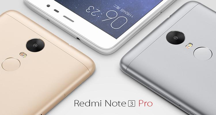 Flash Sale | Xiaomi Redmi Note 3 Pro ad un ottimo prezzo!