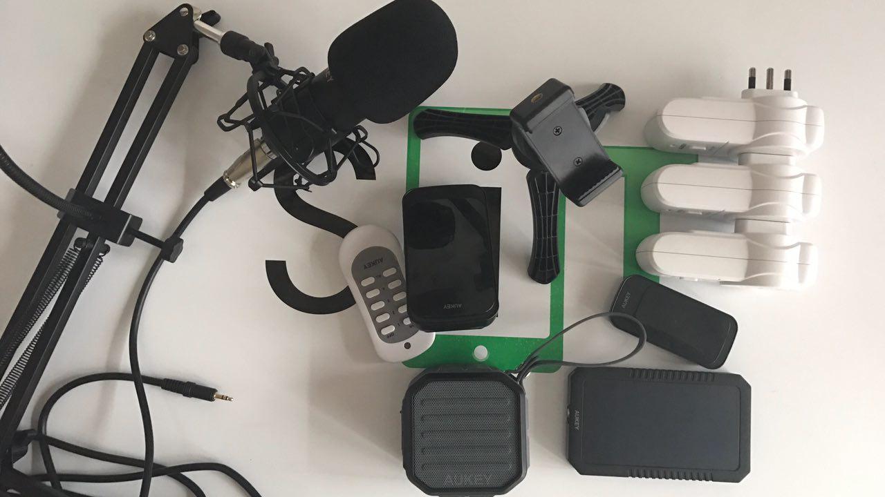 Tanti accessori Aukey: la Recensione di Spazio iTech