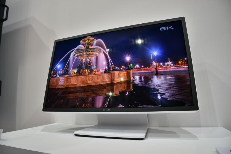 Monitor con risoluzione 8K/120 Hz e HDR?