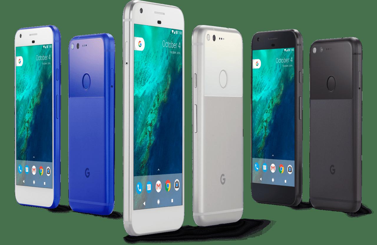 Pixel e Pixel XL: ecco i due nuovi smartphone targati Google