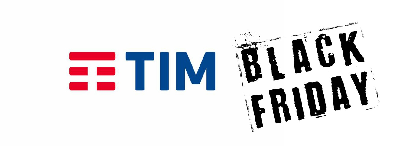 TIM celebra il Black Friday con diverse promozioni!