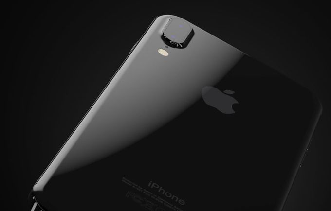 Render iPhone 8