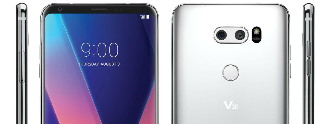 LG V30 e LG V30+