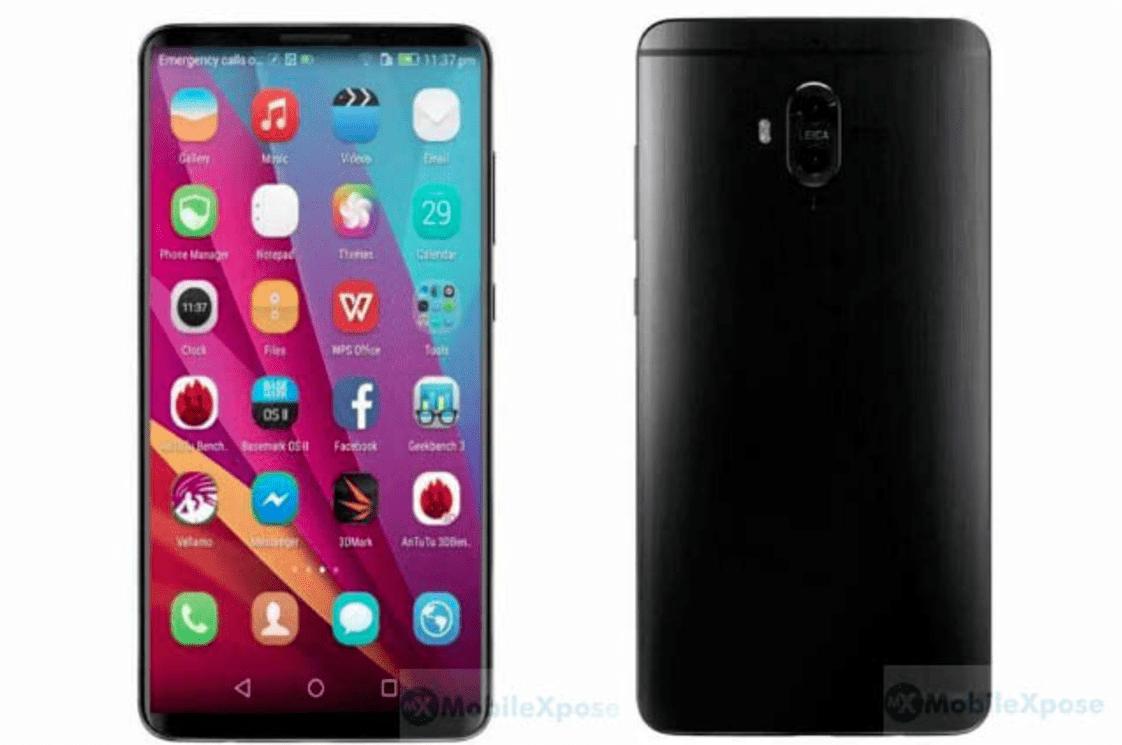 Huawei Mate 10 Lite in arrivo con quattro fotocamere?