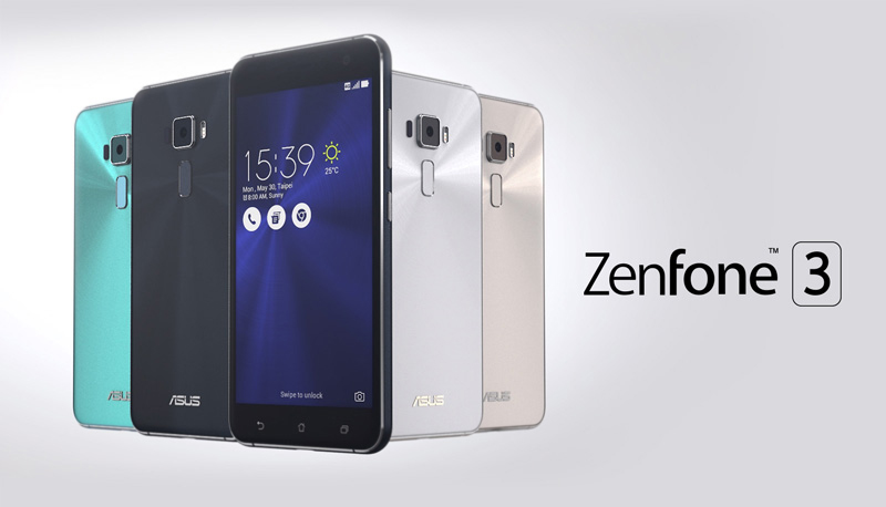 Asus ZenFone 5: debutto ufficiale al Mobile World Congress 2018