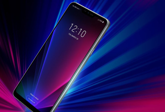 LG G7 ThinQ in un bellissimo render in HD firmato Evan Blass
