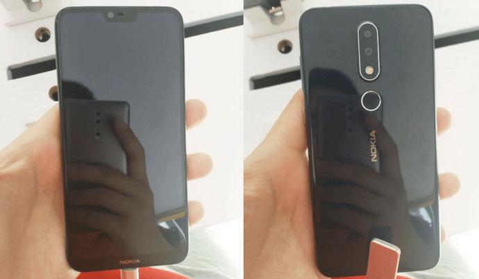 Nokia X6, ecco la data del lancio dello smartphone con notch
